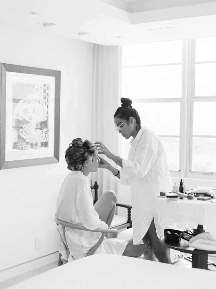 Hanic Wedding Makeup